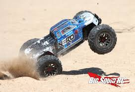 monster truck show little rock ar arrma nero monster truck with diff brain review big squid rc