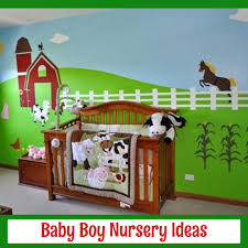 Baby Boy Nursery Decor by Unique Baby Boy Nursery Themes And Decor Ideas Involvery
