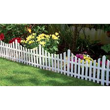 Fresh Decorative Garden Fence Designs