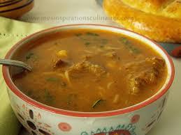 cuisine marocaine harira harira de sidi bel abbes de sherazade le cuisine de samar