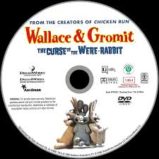 rabbit dvd wallace and gromit the curse of the were rabbit fanart