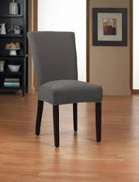Sure Fit Stretch Pique Shorty Dining Room Chair Slipcover Hillsdale Hartland Dining Arm Chair Dark Oak Price 429 00