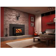 Pellet Stove Fireplace Insert Reviews by Drolet Escape 1800i Fireplace Wood Insert 75 000 Btu Db03125