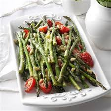 tuscan style roasted asparagus recipe taste of home