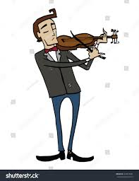 violin clipart simple pencil and in color violin clipart simple