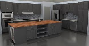 Stainless Steel Wall Cabinets Grey Kitchen Cabinets With White Appliances Stainless Steel Glossy