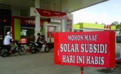 Minyak Tanah Per Liter solar dan premium turun rp 500 per liter harga minyak tanah tak