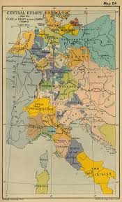 Map Of Europe After Ww1 by