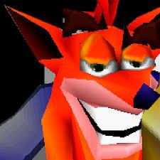 Crash Bandicoot Meme - crash bandicoot smug face crash bandicoot know your meme
