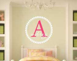Monogram Wall Decals For Nursery Ruler Growth Chart Vinyl Wall Decal Nursery Growth Chart
