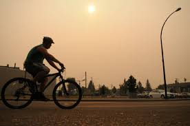 Wildfire Air Quality Symptoms by Update Smokey Skies Worsen Air Quality In Chilliwack Chilliwack