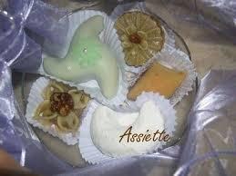 cuisine alg駻ienne gateaux recettes gateaux traditionnels algeriens les recettes de assia