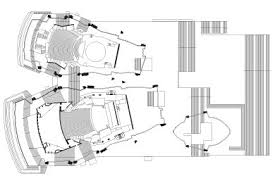 opera house floor plan typology opera houses thinkpiece architectural review