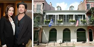 orleans home interiors brad pitt and s orleans mansion