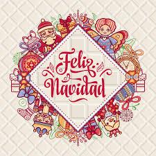 feliz navidad christmas card feliz navidad card by zzn graphicriver