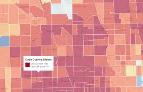 Hyde Park Chicago Map by Many Of Chicago U0027s Neighborhoods Have A High Risk Of Exposure To