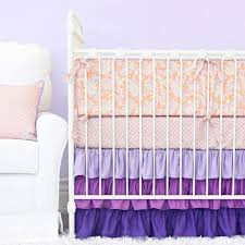 Lavender Butterfly Crib Bedding Blankets Swaddlings Baby Lavender Crib Bedding In