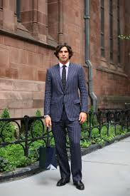 forced feminine hairstyles on men long hair with suits the sartorialist