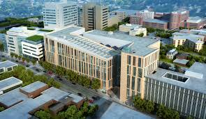 ub breaks ground for new medical in downtown buffalo