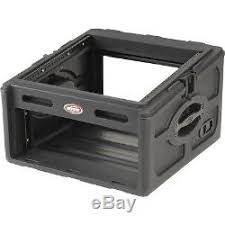 Audio Rack Case Roto Rack Console Audio And Dj Rack Case 10 X 4