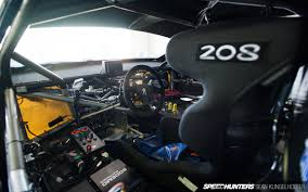 peugeot car interior have wings will fly inside the peugeot 208 t16 pikes peak
