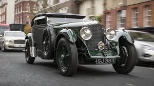 bentley classic 1929 bentley speed 6 review top speed