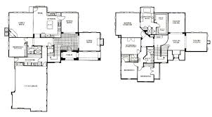 luxury townhouse floor plans rivasco at ruby hills floor plans pleasanton ca
