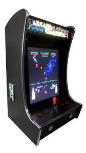 Bar Top Arcade Cabinet Bartop Classic Arcade Machine Arcadeclassics Net