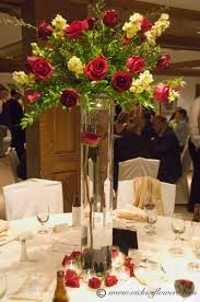 roses centerpieces wedding centerpieces vickie s flowers brighton co florist