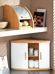 colonne d angle cuisine etagare cuisine a poser etagare de cuisine 3 en 1 en bambou l55cm