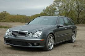 2005 mercedes amg e55 mercedes e55 amg wagon review the about cars