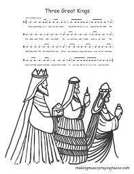 advent christmas coloring pages inside bible we three kings