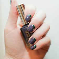 polish hound nail art two tone diagonal u0026 striping tape