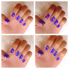 manicure monday confetti birthday nails styled with joy