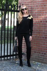 altuzarra for target crane sweater how i wore it review