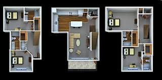 four bedroom townhomes the vue on stadium drive rentals fayetteville ar apartments com