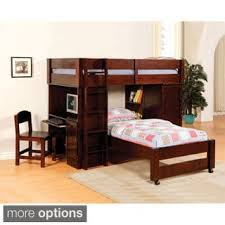 south shore logik twin loft bed free shipping today overstock