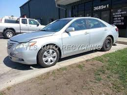 2007 toyota parts parting out 2007 toyota camry stock 3099bk tls auto recycling