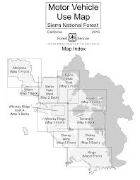 national forest maps u0026 publications