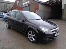 2008 vauxhall astra 1 9 sxi cdti 8v 5 door black hatchback 120 bhp