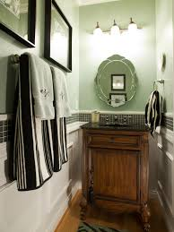 Hardwood In Powder Room Rustic Bathroom Decor Ideas Pictures U0026 Tips From Hgtv Hgtv