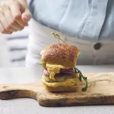healthy burger recipes shape magazine