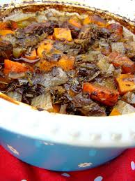 family feedbag balsamic beef and root vegetable stew