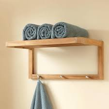 shelves shelves ideas wooden bathroom towel rack shelf wooden
