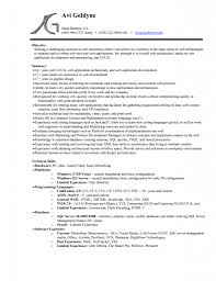 Basic Skills Resume Examples by Free Resume Templates Basic Skills Examples Computer Sample