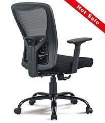 ergonomic computer desk chair best photo amazon com mid back mesh ergonomic computer desk office