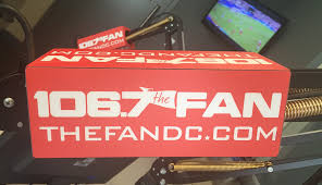 106 7 the fan live 106 7 the fan on air schedule cbs dc