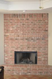 interior fascinating ideas of brick fireplace to warm up your