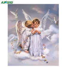 Angel Home Decor Online Get Cheap Baby Wall Angel Aliexpress Com Alibaba Group