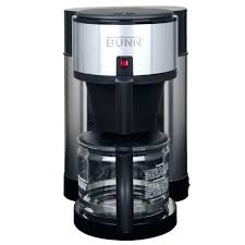 luxury coffee maker bunn o matic titan servers commercial coffee